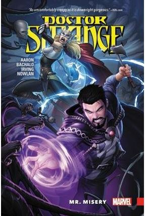 Doctor Strange - Doctor Strange Vol. 4 - Mr. Misery - Aaron,Jason   Nisrs.org