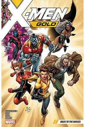X-Men Gold Vol. 1 - Back To The Basics - Guggenheim,Marc pdf epub