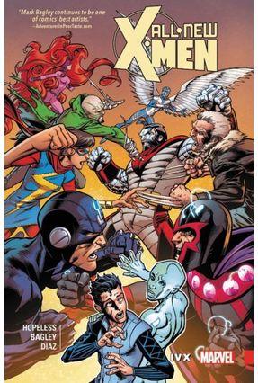X-Men - All-New X-Men: Inevitable Vol. 4 - Ivx - Hopeless,Dennis | Tagrny.org