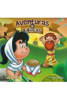 Aventuras Bíblicas - Vol. 3 - Casa Publicadora | Hoshan.org
