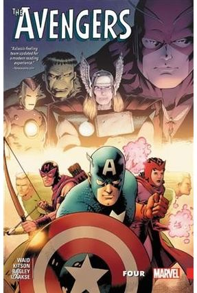Avengers: Four - Waid,Mark pdf epub