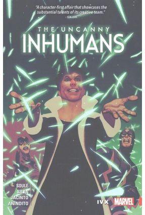 Uncanny Inhumans, Volume 4 - IVX - Marvel Entertainment pdf epub