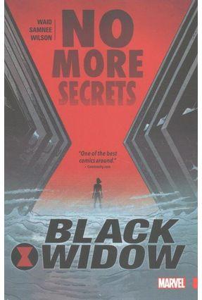 Black Widow - Black Widow, Volume 2 - No More Secrets - Waid,Mark pdf epub