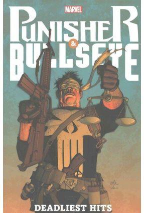 Punisher & Bullseye - Deadliest Hits - Guggenheim,Marc pdf epub