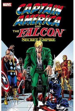 Captain America And The Falcon: Secret Empire - Thomas,Roy | Hoshan.org