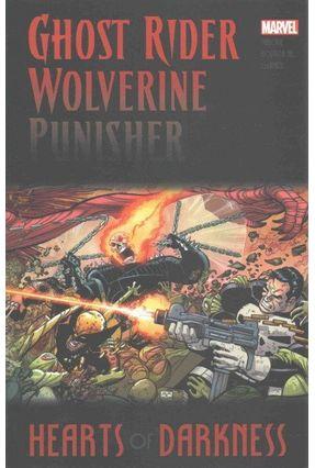 Ghost Rider/Wolverine/Punisher - Hearts Of Darkness - MacKie,Howard   Hoshan.org