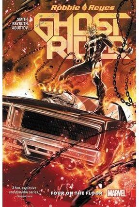 Ghost Rider: Four On The Floor - Smith,Felipe | Hoshan.org