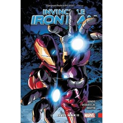 Invincible Iron Man Vol. 3 - Civil War II