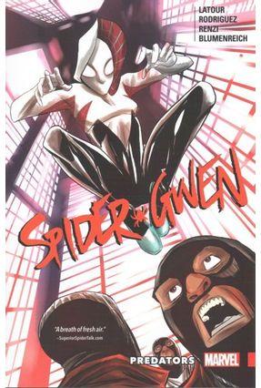 Spider-Gwen Vol. 4 - Predators - Latour,Jason pdf epub