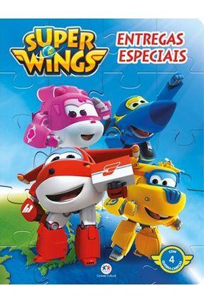 Super Wings - Entregas Especiais - Ciranda Cultural   Nisrs.org