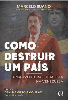 Como Destruir Um País - Suano,Marcelo pdf epub