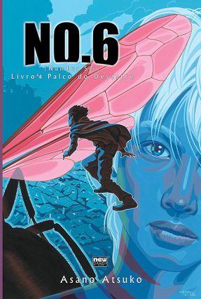 NO.6 Livro 4 - Palco do Desastre - Asano,Atsuko | Nisrs.org
