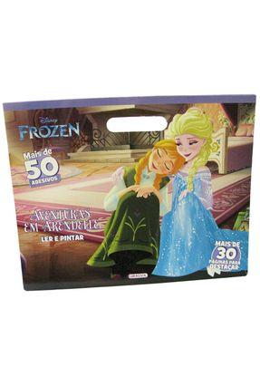 Disney Frozen - Ler e Pintar - Aventuras Em Arendelle - Disney   Hoshan.org