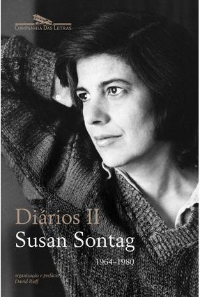 Diários II (1963-1981) - Sontag,Susan   Nisrs.org