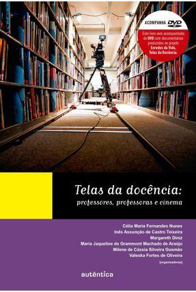 Telas da Docência - Diniz,Margareth Célia Maria Fernandes Nunes | Hoshan.org
