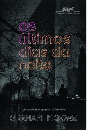 Os Últimos Dias Da Noite - Moore,Graham pdf epub