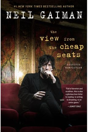 The View From The Cheap Seats - Selected Nonfiction - Gaiman,Neil | Nisrs.org