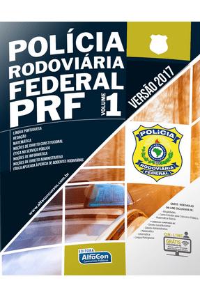 Polícia Rodoviária Federal - Vol. 1 - Alfacon   Nisrs.org