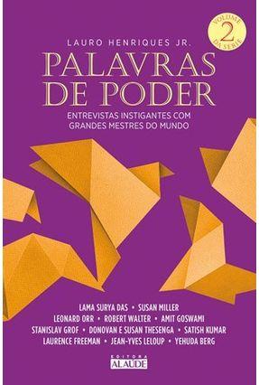 Palavras de Poder - Vol. 2 - Jr.,Lauro Henriques | Tagrny.org