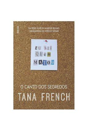 O Canto Dos Segredos - French,Tana | Tagrny.org