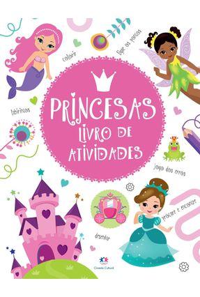 Princesas - Ciranda Cultural pdf epub