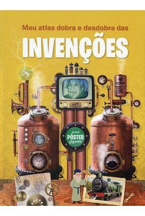 Meu Atlas Dobra E Desdobra Das Invenções - Books,Yoyo | Nisrs.org