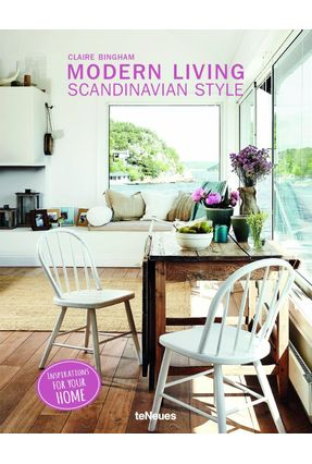 Modern Living -  Scandinavian Style - Claire Bingham pdf epub