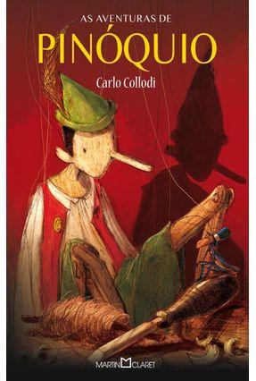 As Aventuras De Pinóquio - Collodi,Carlo | Tagrny.org