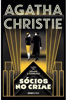 Sócios No Crime - Casos De Tommy E Tuppence - Christie,Agatha | Tagrny.org