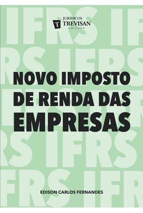 Novo Imposto De Renda Das Empresas - Fernandes,Edison | Nisrs.org