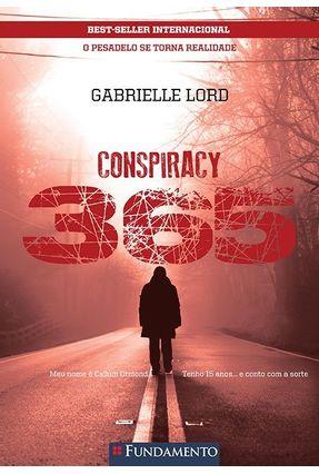 Conspiracy 365 - o Pesadelo Se Torna Realidade - Vol 8 - Lord,Gabrielle   Hoshan.org