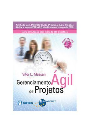 Gerenciamento Ágil De Projetos 2ª Edição - Luiz Massari,Vitor | Nisrs.org