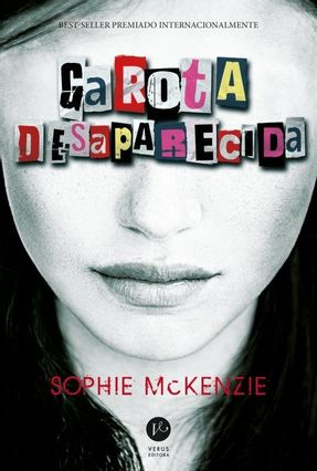 Garota Desaparecida - Sophie McKenzie   Tagrny.org