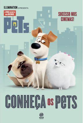 Pets - A Vida Secreta Dos Bichos - Conheça Os Pets - Man-kong,Mary | Hoshan.org