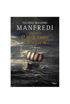 O Meu Nome É Ninguém - Manfredi,Valerio Massimo   Hoshan.org