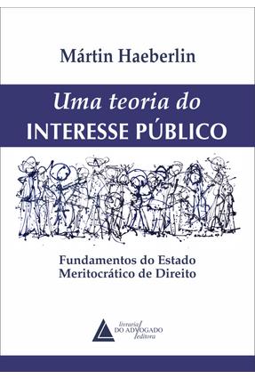 Uma Teoria do Interesse Público - Haeberlin,Mártin   Hoshan.org