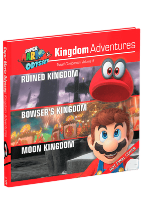 Super Mario Odyssey Kingdom Adventures Vol. 5 - Games,Prima | Tagrny.org