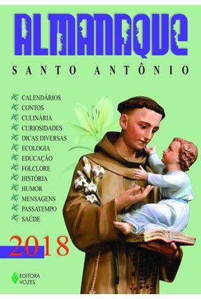 Almanaque Santo Antônio - 2018 - Pasini,Edrian Josué | Nisrs.org