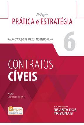 CONTRATOS CÍVEIS - Monteiro Filho,Ralpho Waldo de Barros | Hoshan.org