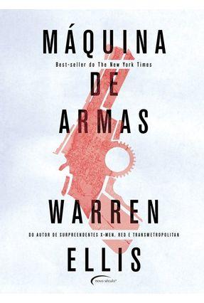 Máquina de Armas - Ellis,Warren pdf epub