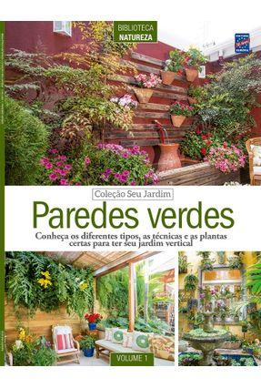 Coleção Seu Jardim Vol.  1 - Paredes Verdes - Editora Europa | Nisrs.org