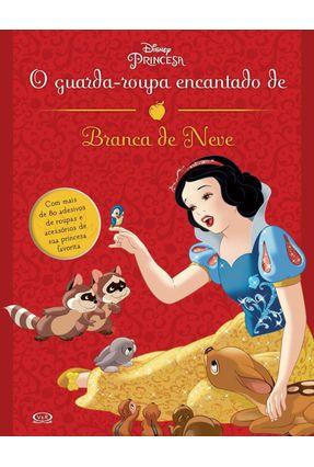 O Guarda-Roupa Encantado De Branca De Neve - Disney | Hoshan.org