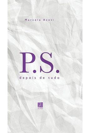 P.S. Depois De Tudo - Aceti,Marcelo   Tagrny.org