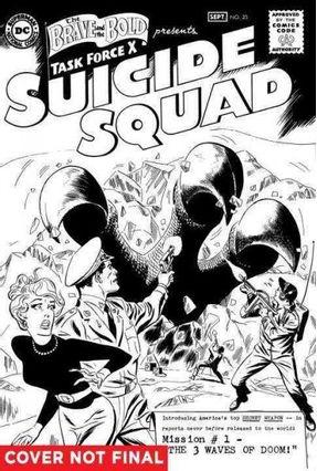 Suicide Squad: The Silver Age - Andru,Ross pdf epub