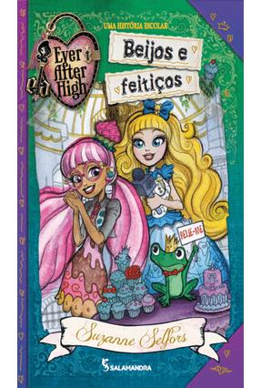 Beijos e Feitiços - Uma História Escolar - Selfors,Suzanne pdf epub