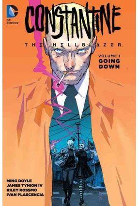John Constantine, Hellblazer - 01 - Going Down - Doyle,Ming Tynion,James | Hoshan.org