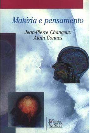 Matéria E Pensamento - Connes,Alain | Tagrny.org