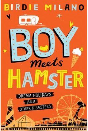 Boy Meets Hamster - Milano,Birdie | Hoshan.org