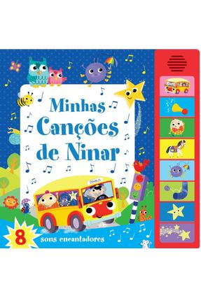 Minhas Canções De Ninar - Editora Ciranda Cultural   Hoshan.org