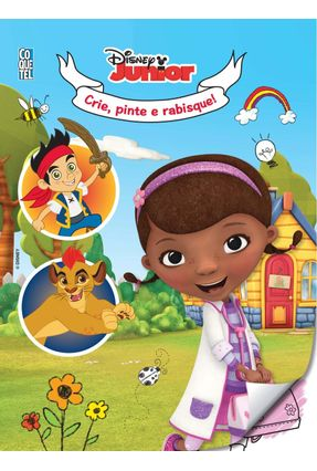 Disney Junior - Crie, Pinte E Rabisque! - Disney | Nisrs.org